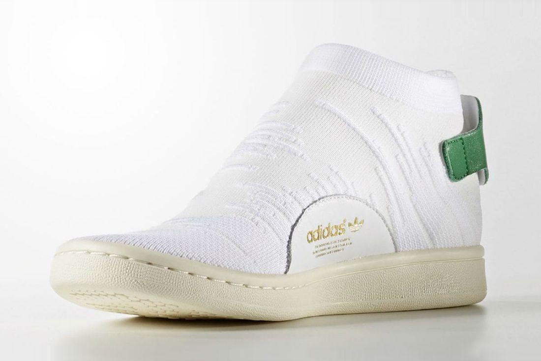 Adidas Stan Smith Sock Primeknit 10