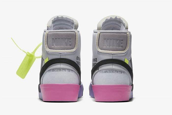 Off White Serena Nike Blazer 5