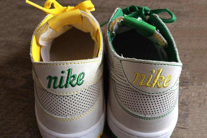 Ishod Wair Nike Sb Dunk Low Green Yellow 11 Sneaker Freaker