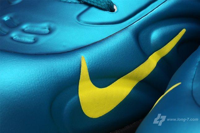 Nike Airmax Hyperposite Trpclblu Sncyllw Toe Swoosh 1