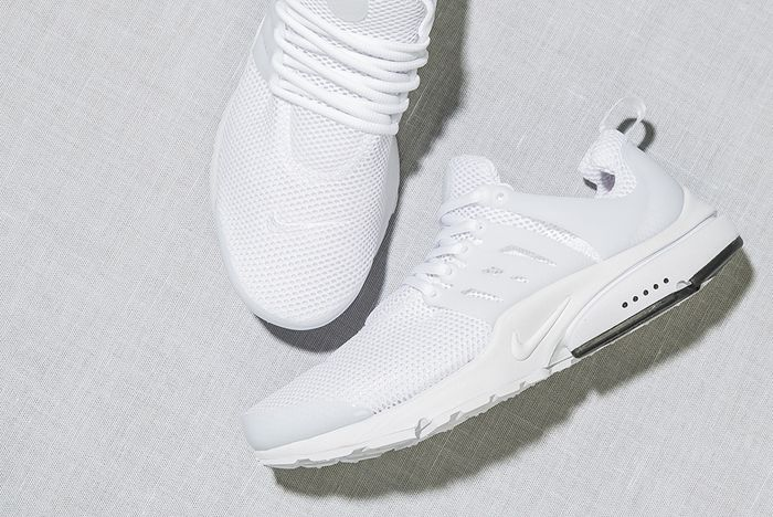 Nike Air Prestos Triple White 1