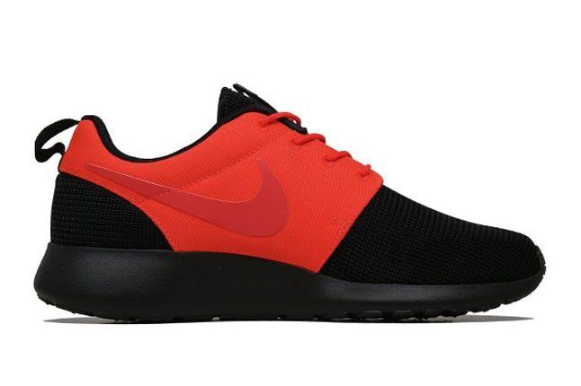 Nike Roshe Run 2Face Red Inner Profile 1
