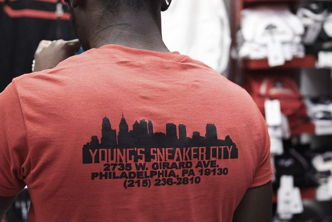Youngs Sneaker City Teeshirt