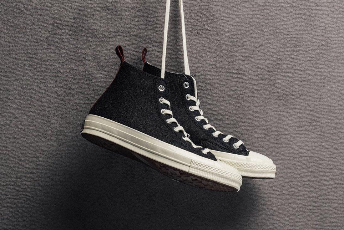 Converse Chuck Taylor All Star 70 S Wool 5
