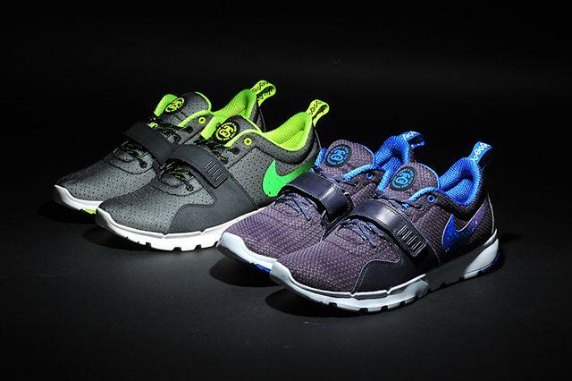 Stussy Nike Sb Trainerendor Acg Pack 10