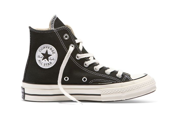 Converse Chuck 70 Black Lateral