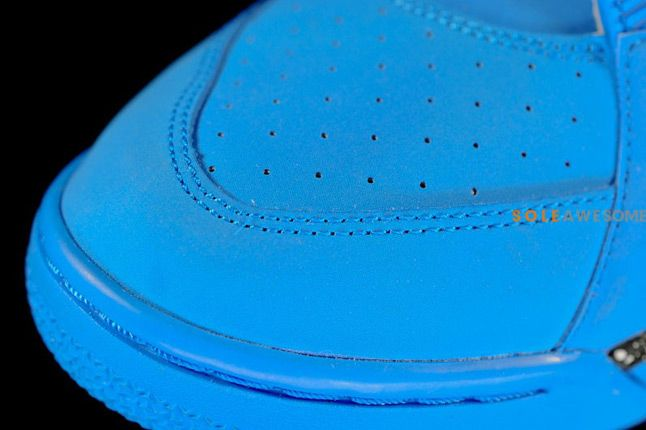Nike Air Force 180 High Photo Blue Toe Box 1