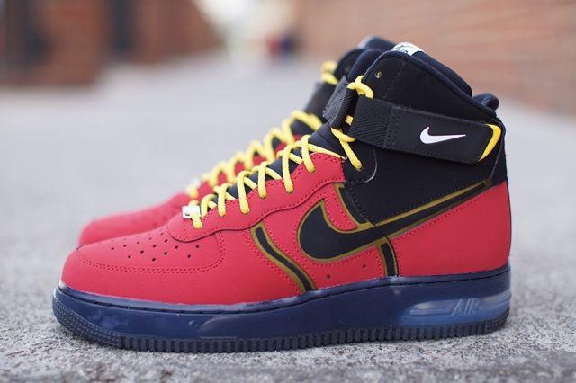 Nike Air Force 1 High Prm Bakin Thumb