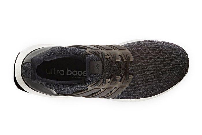 Adidas Ultra Boost Primeknit Translucent Cage Black 1