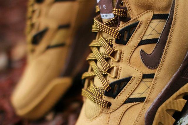 Nike Air Trainer Sc High Sneakerboot Wheat Bump 3