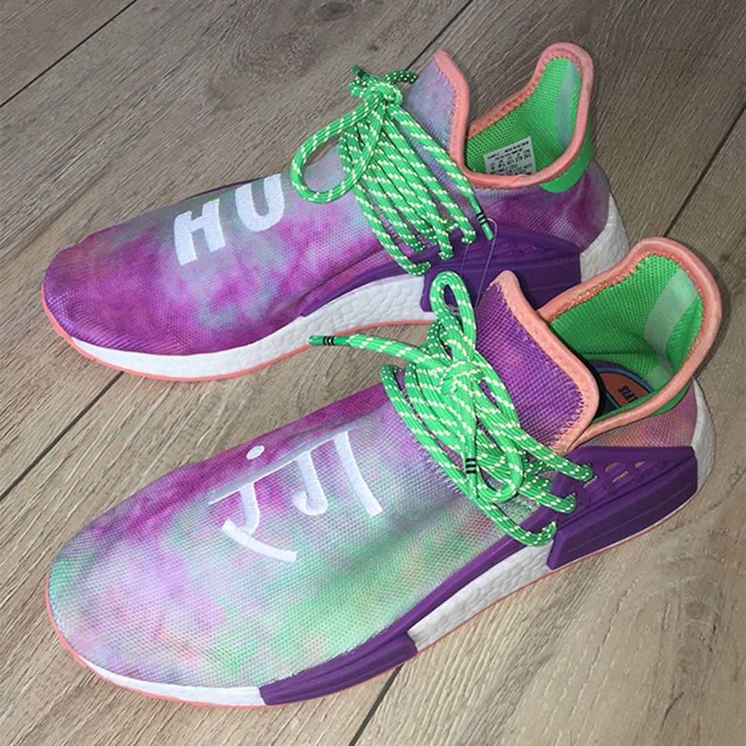 1Sneakerfreaker Adidas Nmd Pharrell Tie Dye Color Ac7034 2
