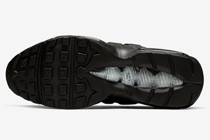 Nike Air Max 95 Essential Triple Black At9865 001 Release Date 1Sole