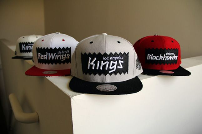 Bait Nhl Mitchell And Ness Snapback Collection 1