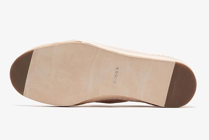 Hender Scheme Vans Slip On Beige Sole Shot