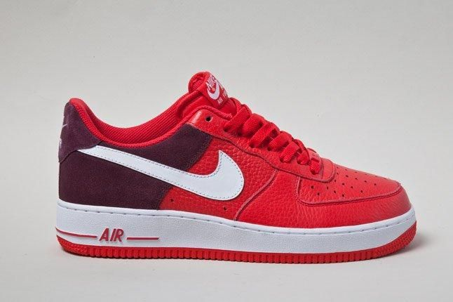 Nike Air Force Red 01 1