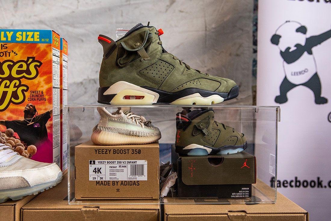 Sneaker Freaker Swap Meet October 201987