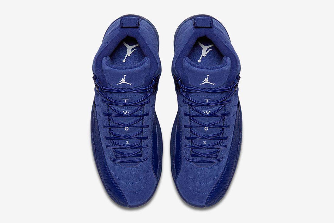 Air Jordan 12 Royal Blue 4