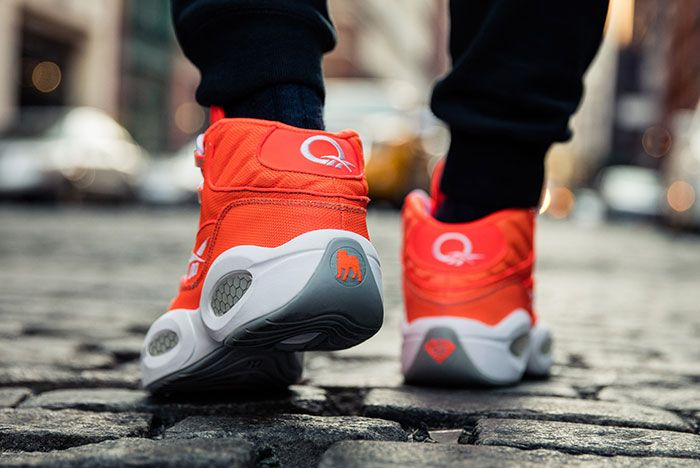 Reebok Question Mid Only The Strong Survive 8