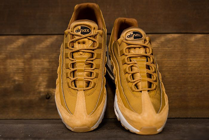 Air Max 95 Wheat Sneaker Freaker