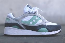 Saucony Shadow 6000 White Mint Thumb