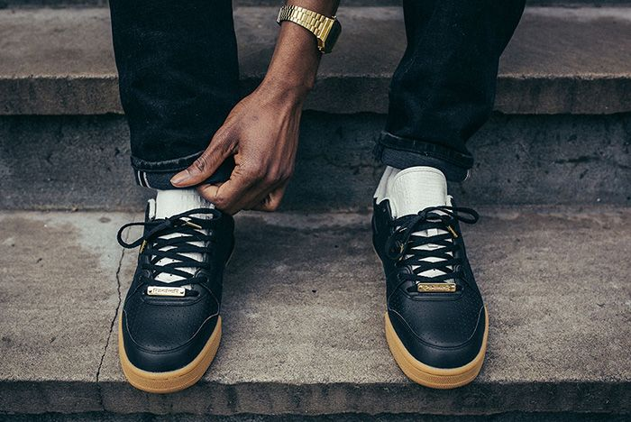 Packer X Reebok Workout Low 4