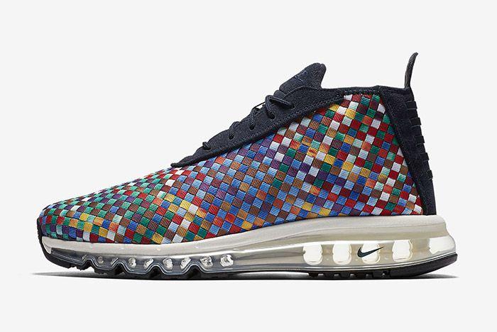 Nike Air Max Woven Boot Multicolour 5