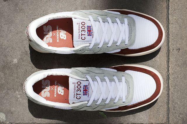 Sneakersnstuff X New Balance Ct300 1999 1