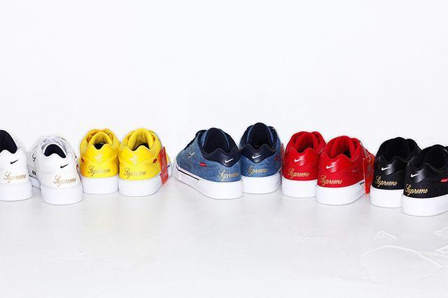 Supreme X Nike Gts 10