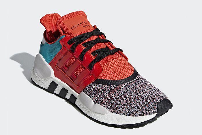 Adidas Eqt Support 91 18 Multicolour 2