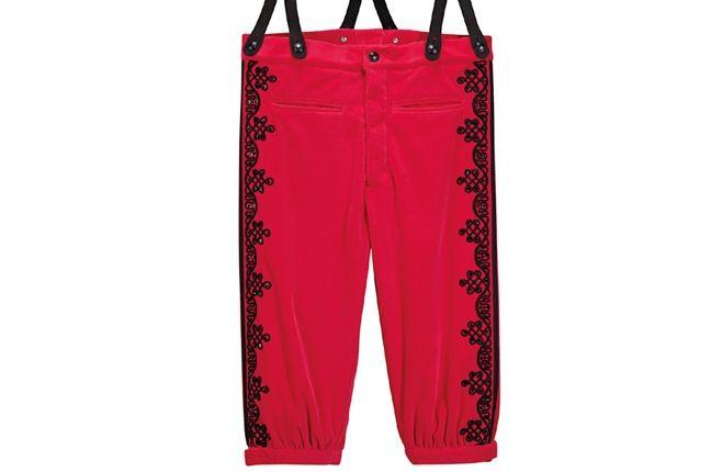 Adidas Jeremy Scott Torero Shorts 4 1