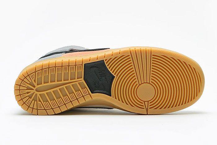 Nike Sb Dunk High Easter Spectrum Cn8345 001 Release Date 7 On White