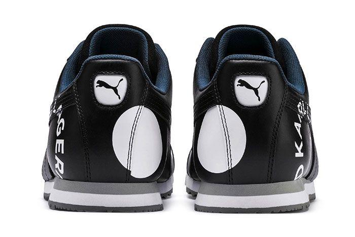 Karl Lagerfeld Puma Roma Heel Shot