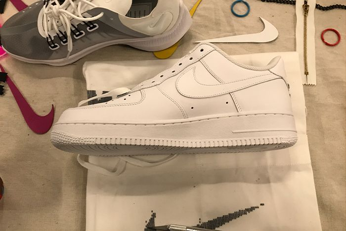 Nike Makers Lab 2