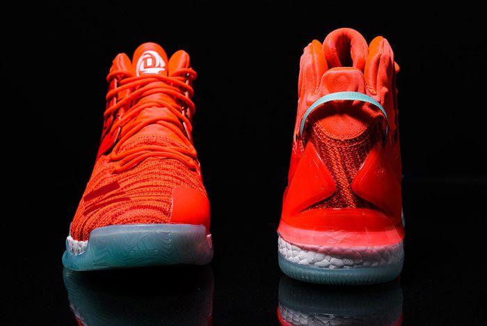 Adidas D Rose 7 Boost Knicks3