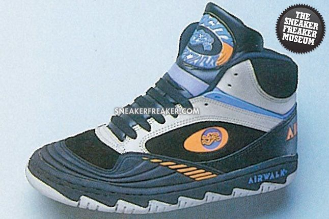 Airwalk Velocity Flash 1