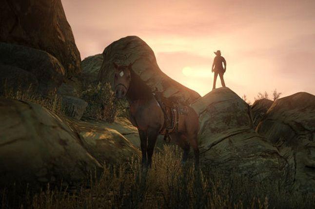 Red Dead Redemption Rockstar 5 1