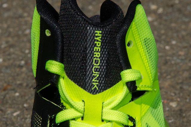 Nike Hyperdunk 2014 Volt Black 3