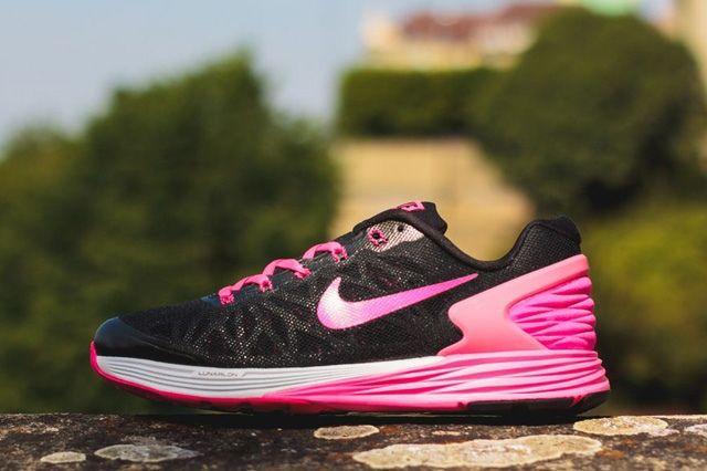Nike Lunarglide 6 Gs Hyper Pink 1