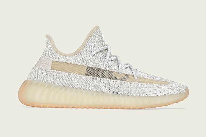 Adidas Yeezy Boost 350 V2 Lundmark Reflective Official Release Date Lateral