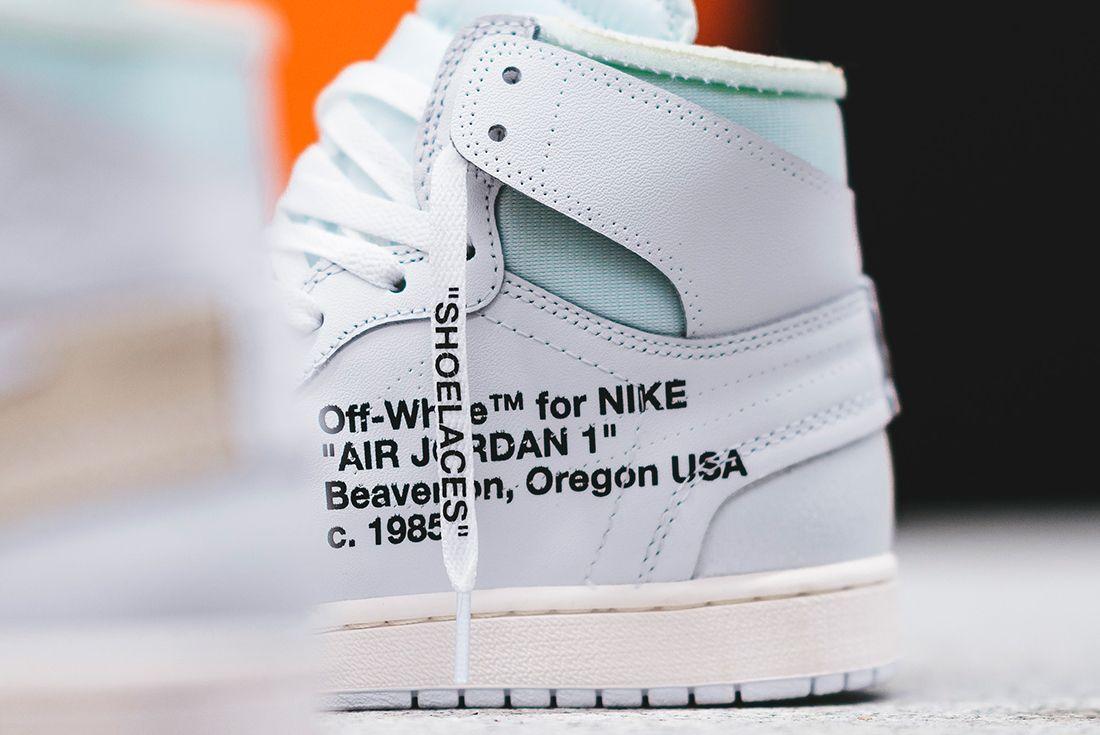 Off White Air Jordan 1 1