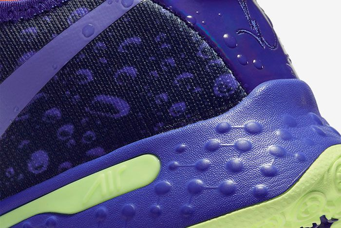 Nike Pg 4 Gatorade Purple Release Date 8Official