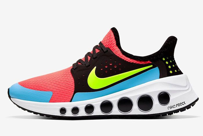 Nike Cruzr One Bright Crimson Cd7307 600 Lateral
