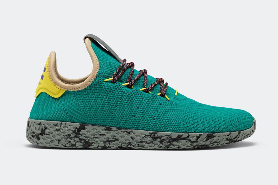 Pharrell X Adidas Tennis Hu 7