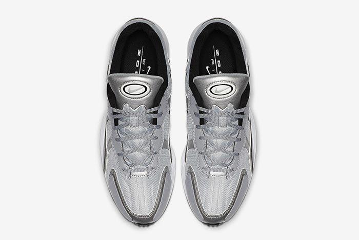Nike Air Zoom Aplha Silver Bq8800 001 Above Shot