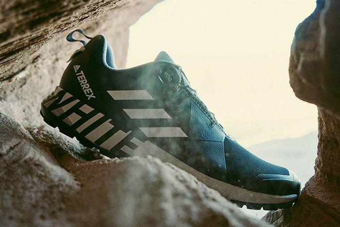Adidas Terrex White Mountaineering White Black 4 Sneaker Freaker
