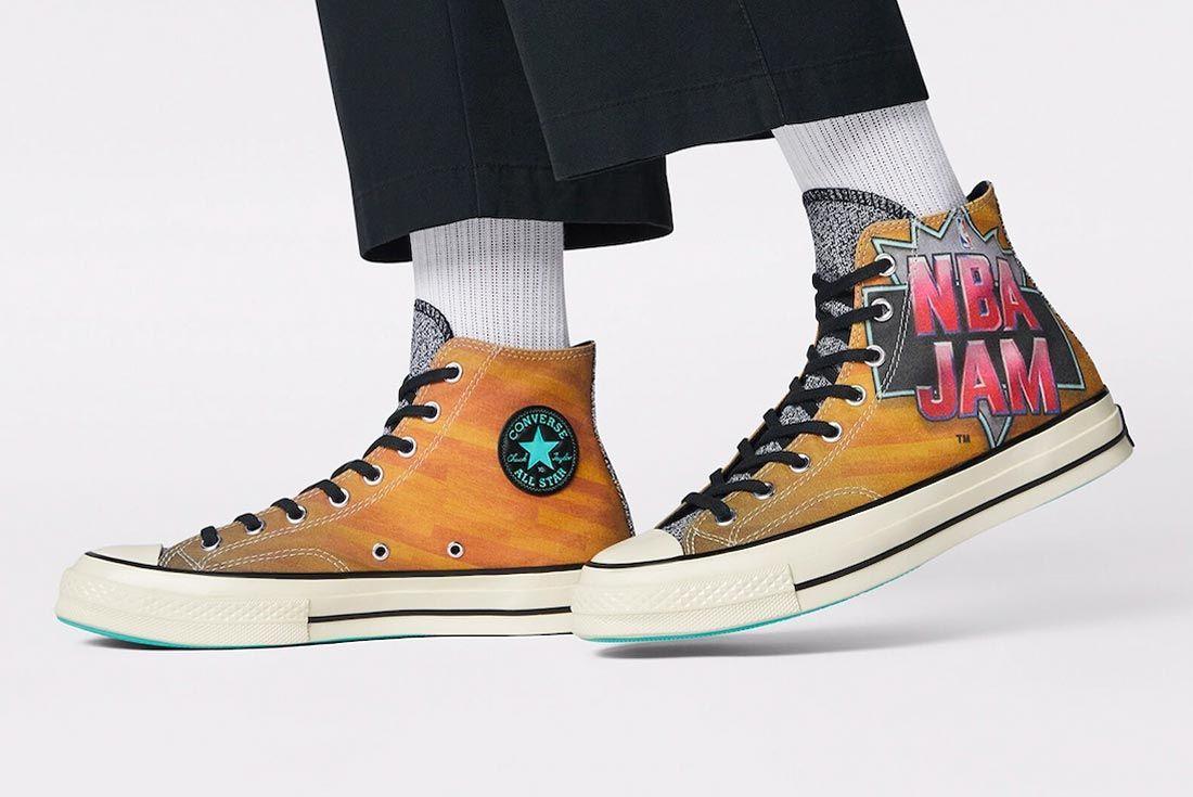 NBA Jam x Converse Chuck 70