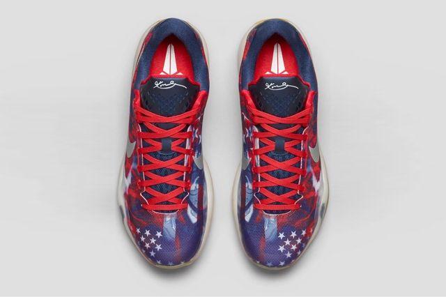 Nike Kobe X 4Th Of July 5