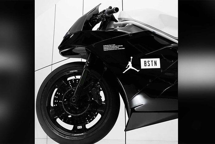 Bstn Ducati Concord Jordan Sneaker Freaker7