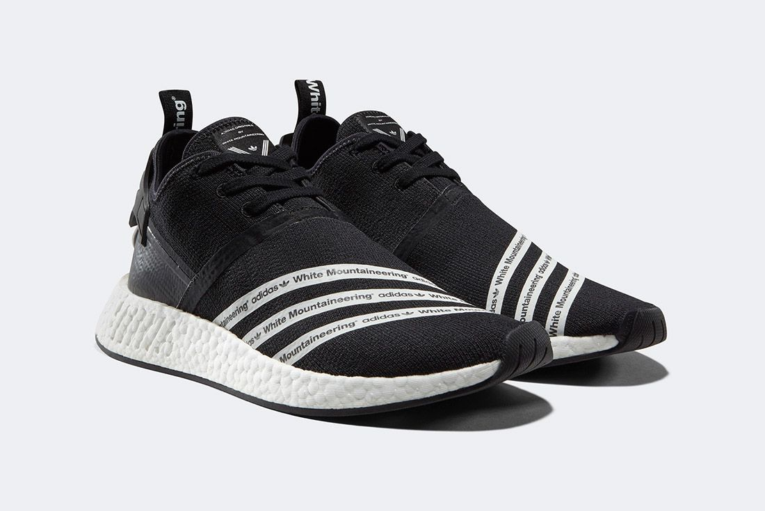 White Mountaineering Adidas Nmd 2