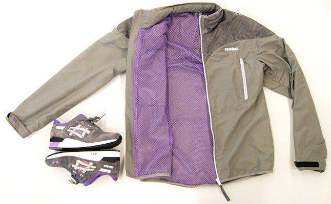 Solebox X Asics Gel Lyte Jacket 1